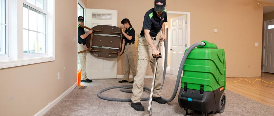 El Paso, TX residential restoration cleaning